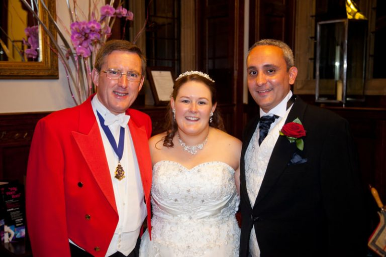 Hertfordshire Toastmaster for Weddings